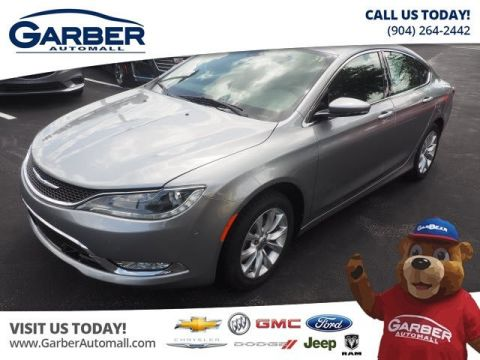 PRE-OWNED 2015 CHRYSLER 200 C