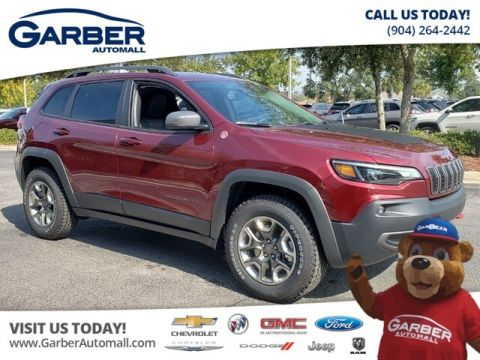NEW 2019 JEEP CHEROKEE TRAILHAWK® ELITE 4X4