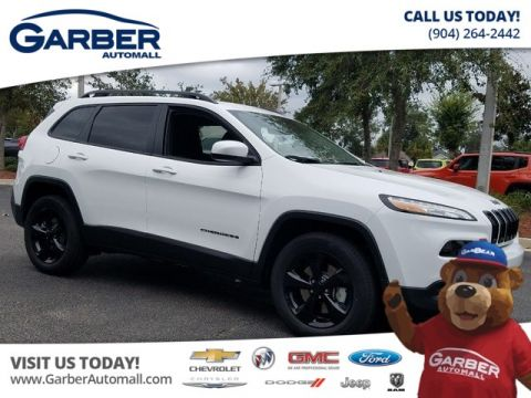 NEW 2018 JEEP CHEROKEE LATITUDE 4X4