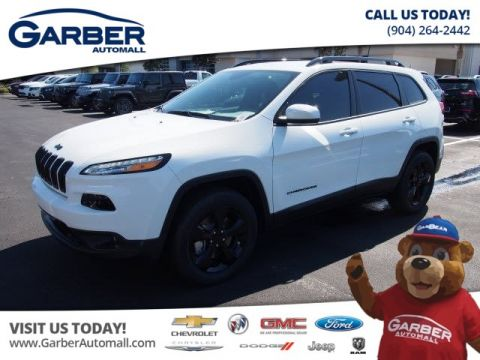 NEW 2017 JEEP CHEROKEE HIGH ALTITUDE 4X4