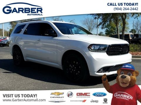 NEW 2018 DODGE DURANGO GT RWD
