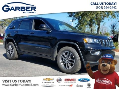 NEW 2018 JEEP GRAND CHEROKEE LAREDO E 4X2