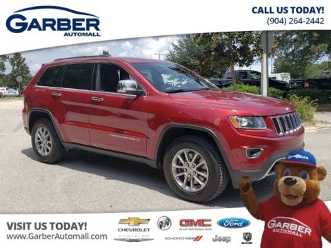 PRE-OWNED 2014 JEEP GRAND CHEROKEE LIMITED 4X4 4WD