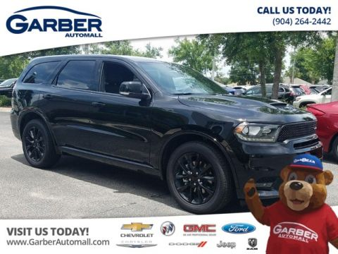 NEW 2018 DODGE DURANGO R/T RWD