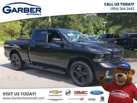 "NEW 2018 RAM 1500 EXPRESS QUAD CAB® 4X2 6'4"" BOX"