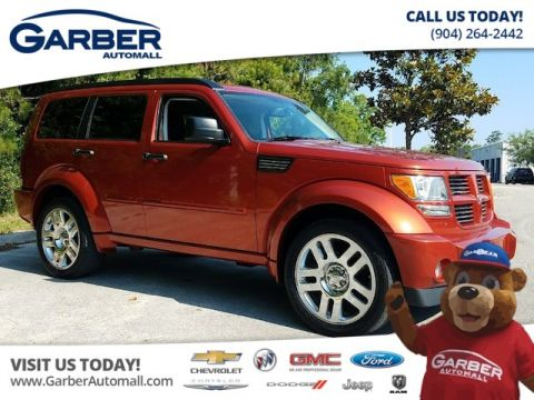 PRE-OWNED 2007 DODGE NITRO SLT/RT