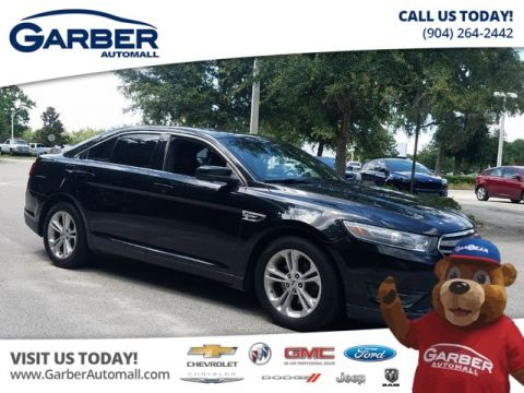 PRE-OWNED 2013 FORD TAURUS SEL W/NAVIGATION AWD