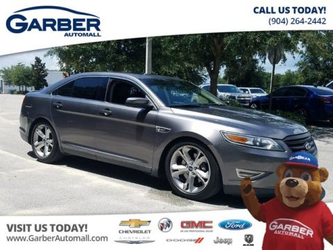 PRE-OWNED 2011 FORD TAURUS SHO AWD