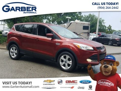 PRE-OWNED 2016 FORD ESCAPE SE W/BACKUP CAMERA FWD SUV
