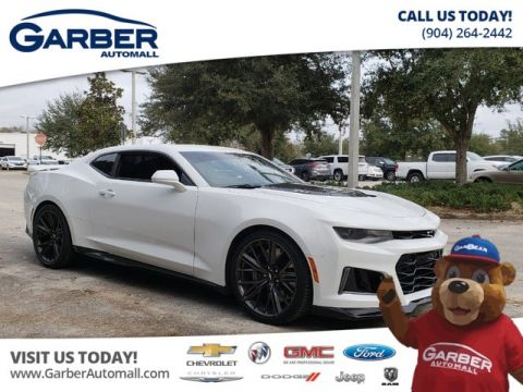 PRE-OWNED 2017 CHEVROLET CAMARO ZL1 RWD COUPE