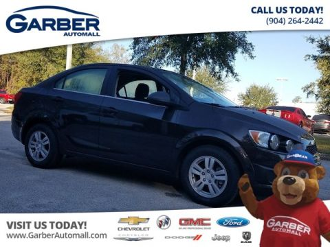 PRE-OWNED 2014 CHEVROLET SONIC LT MANUAL