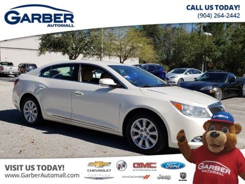 PRE-OWNED 2013 BUICK LACROSSE LEATHER GROUP