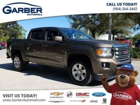 PRE-OWNED 2015 GMC CANYON SLE
