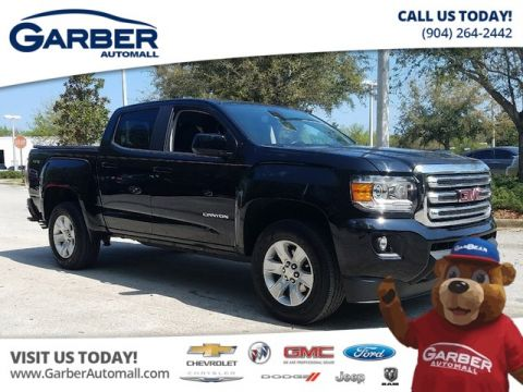 PRE-OWNED 2016 GMC CANYON SLE 4WD