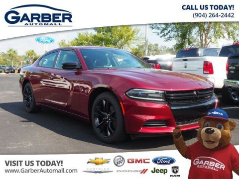 NEW 2018 DODGE CHARGER SXT 4DR SEDAN
