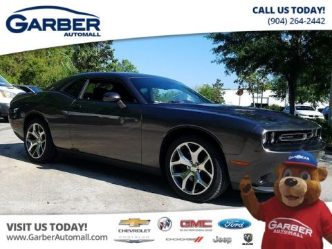 PRE-OWNED 2015 DODGE CHALLENGER SXT PLUS OR R/T PLUS