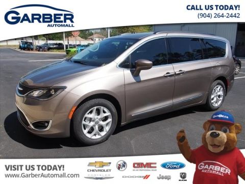 NEW 2017 CHRYSLER PACIFICA TOURING L