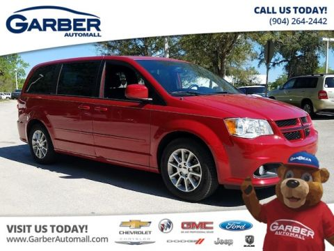 PRE-OWNED 2012 DODGE GRAND CARAVAN R/T