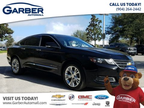 PRE-OWNED 2014 CHEVROLET IMPALA LT W/2LT