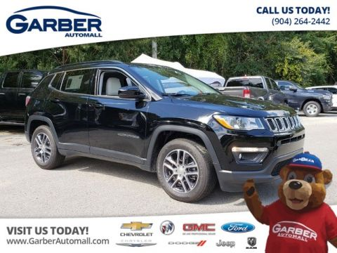 NEW 2018 JEEP COMPASS SUN & WHEEL FWD