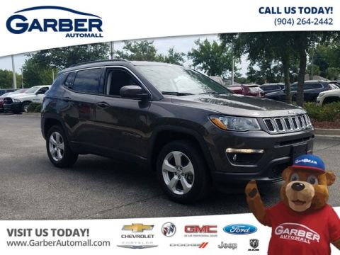 NEW 2018 JEEP COMPASS LATITUDE 4X4