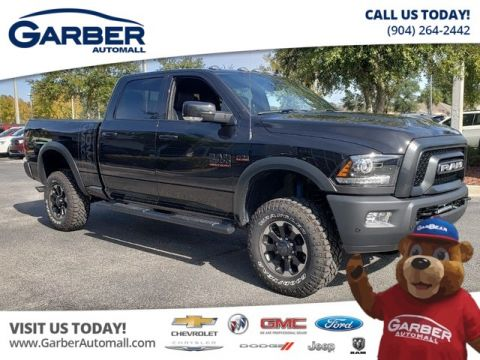 "NEW 2018 RAM 2500 POWER WAGON® CREW CAB 4X4 6'4"" BOX"