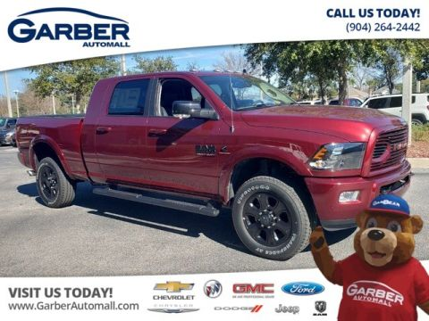 "NEW 2018 RAM 2500 BIG HORN MEGA CAB® 4X4 6'4"" BOX"