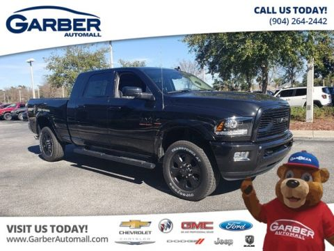 "NEW 2018 RAM 2500 LARAMIE MEGA CAB® 4X4 6'4"" BOX"