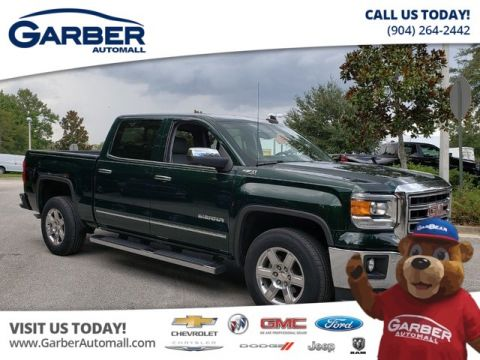PRE-OWNED 2015 GMC SIERRA 1500 SLT 4X4 Z71 PACKAGE 4WD