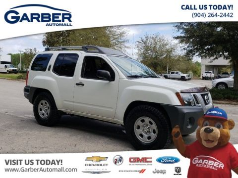 PRE-OWNED 2015 NISSAN XTERRA X