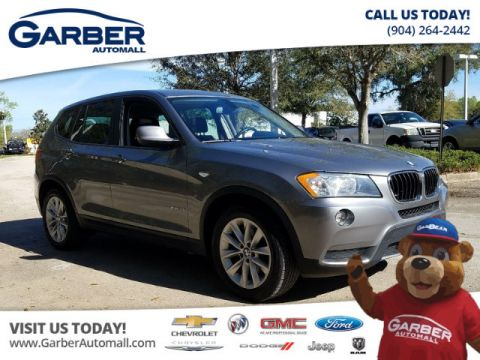 PRE-OWNED 2013 BMW X3 XDRIVE28I AWD