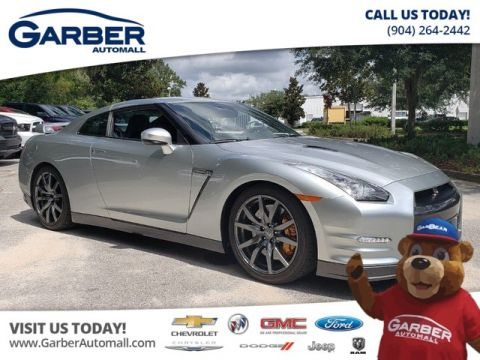 PRE-OWNED 2013 NISSAN GT-R PREMIUM AWD