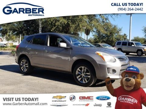 Pre-Owned 2010 Nissan Rogue S Krom Edition