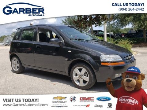 PRE OWNED 2008 CHEVROLET AVEO 5 LS FWD HATCHBACK