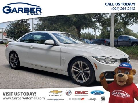 PRE-OWNED 2017 BMW 430I 430I