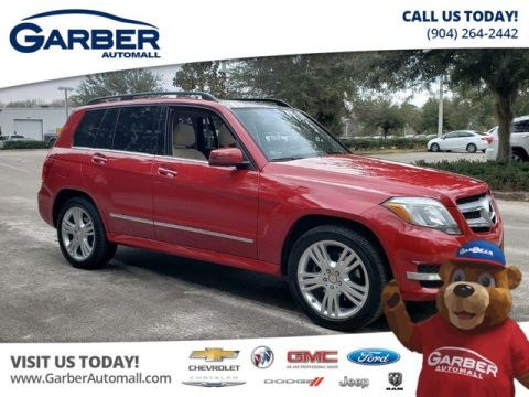 PRE-OWNED 2014 MERCEDES-BENZ GLK 350