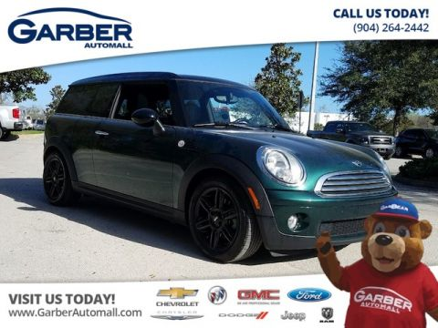 PRE-OWNED 2009 MINI COOPER CLUBMAN CLUBMAN