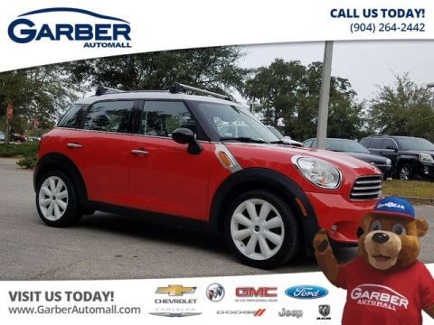 PRE-OWNED 2012 MINI COOPER COUNTRYMAN COUNTRYMAN