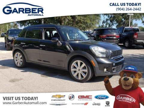 PRE-OWNED 2012 MINI COOPER S COUNTRYMAN S