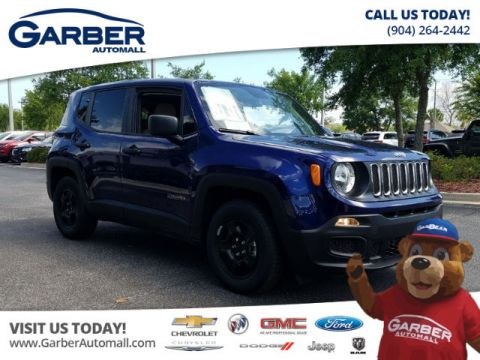 NEW 2018 JEEP RENEGADE SPORT 4X2