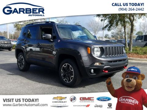 NEW 2017 JEEP RENEGADE TRAILHAWK® 4X4