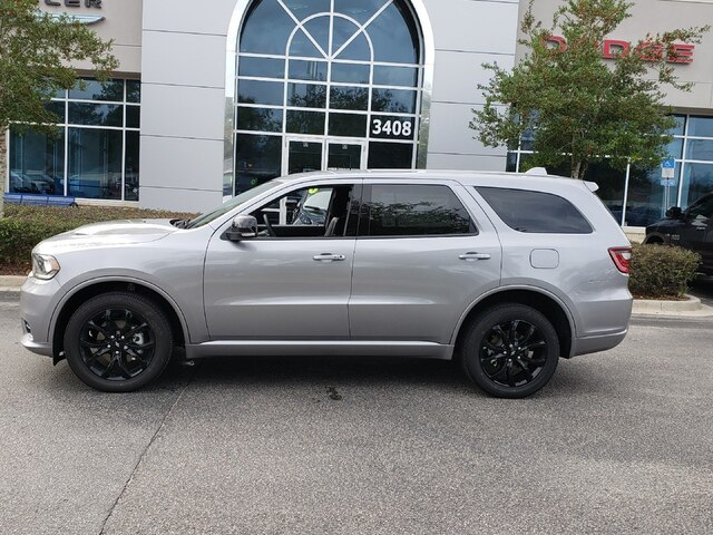 New 2019 Dodge Durango GT AWD V6 w/ Blacktop Pkg & Navigation