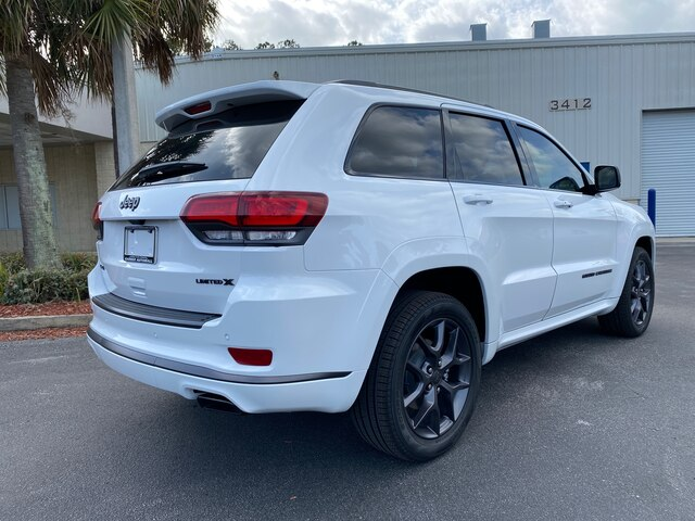 New 2020 Jeep Grand Cherokee Limited 4x4, X-Package, Trailer Tow