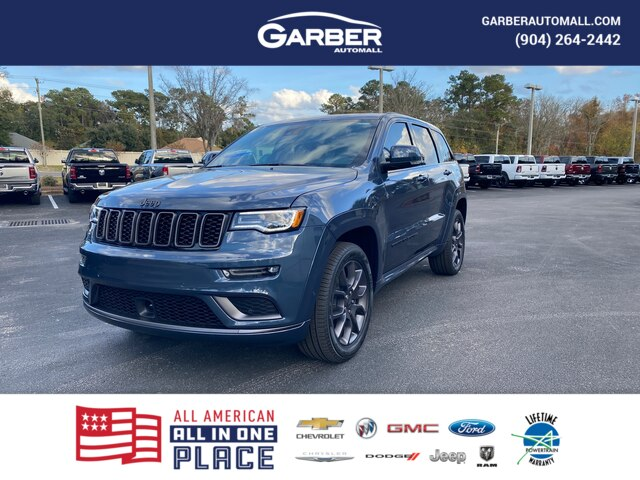 New 2020 Jeep Grand Cherokee Overland 4X4, High Altitude Edition
