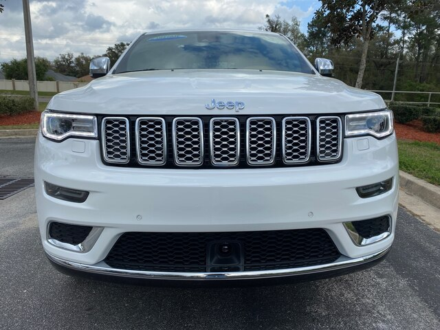 New 2020 Jeep Grand Cherokee Summit 4x4, loaded, see Interior !