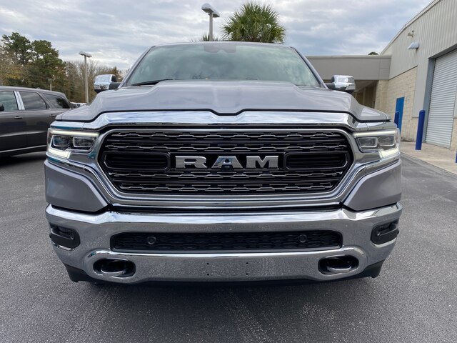 New 2020 RAM 1500 Limited 4x2, currently in Loaner Status
