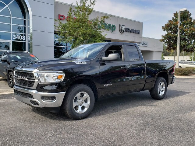 New 2019 RAM 1500 Tradesman 4x4 Hemi, Level 1 Group, 3.92 Axel Ratio