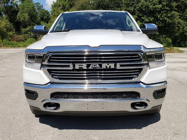 New 2019 RAM 1500 Laramie Quad 4x4 Hemi w/ Navigation