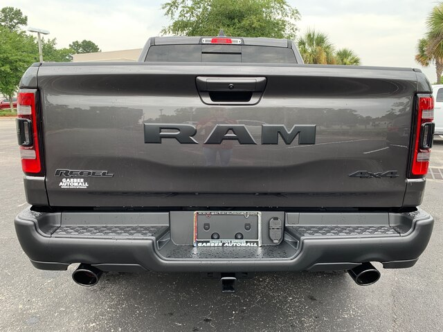 New 2019 RAM 1500 Rebel 4x4 Nav 4C, Remote Start