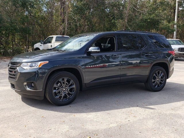 Pre-Owned 2020 Chevrolet Traverse RS